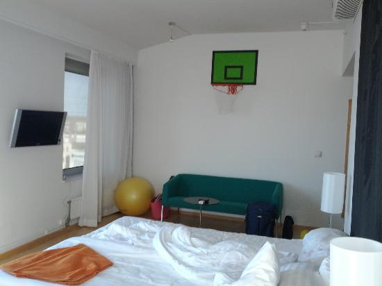 Mornington Hotel Stockholm Bromma: Basketball