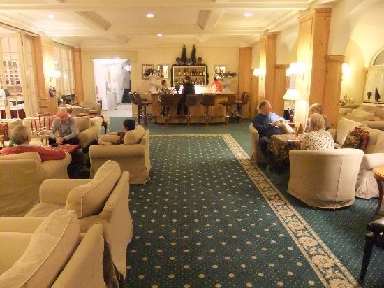 Belle Epoque Hotel Victoria: Lounge Bar
