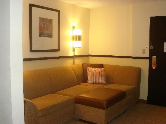 Hyatt Place Nashville/Hendersonville: Hotelzimmer Couch