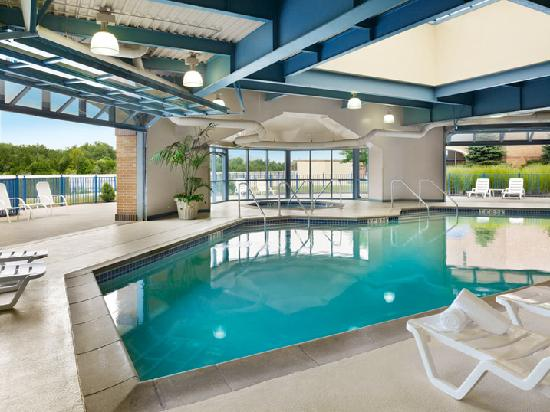 Ameristar Casino Hotel Council Bluffs: Swimming pool