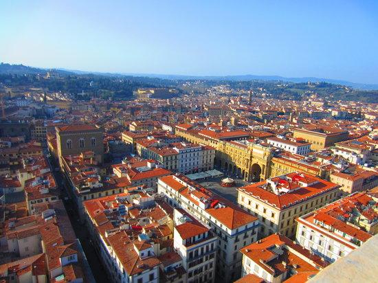 Florence, Italie : Nice view