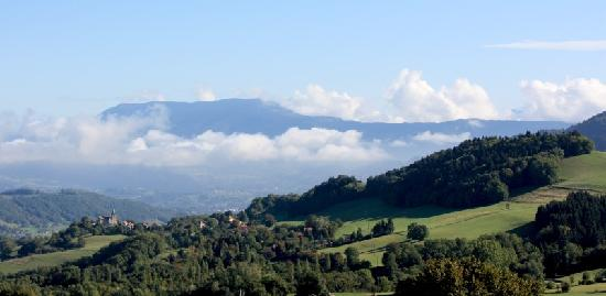 Montchateau: Spectacular Views