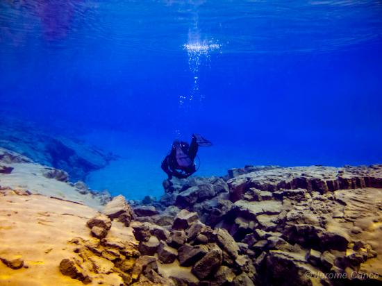 Scuba Iceland: le lagon bleu