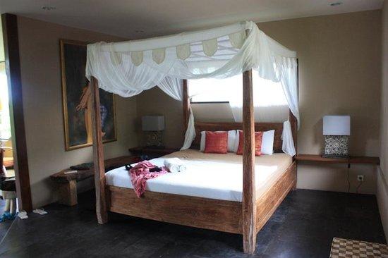 Villa Areklo: Honey moon suite