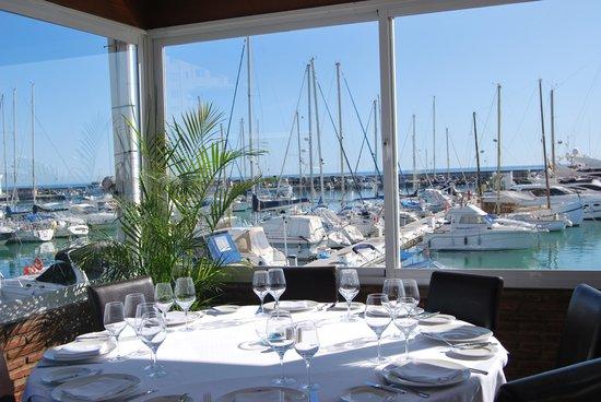 Restaurante Club Nautico Estepona