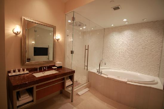 Bathroom picture of hotel32 at monte carlo las vegas tripadvisor - Picture of bathroom ...