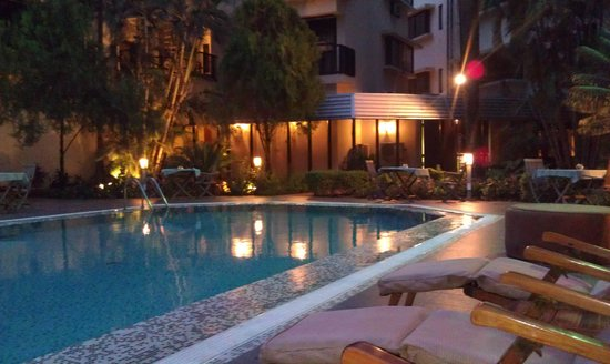 The Moorhouse Ikoyi Lagos - MGallery Collection: Beautiful and relaxing pool