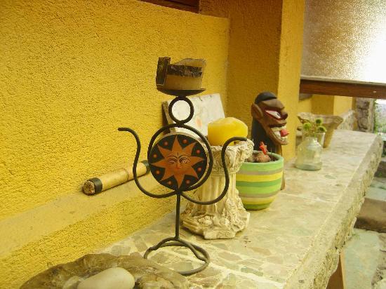 Valparaiso Hostel Rio: Lovely decó details