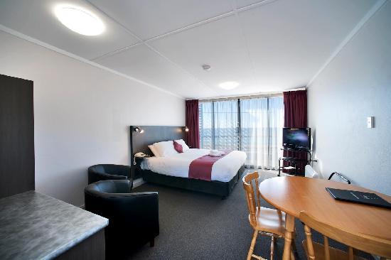 Burnie Ocean View Motel and Holiday Caravan Park: SeaView King units