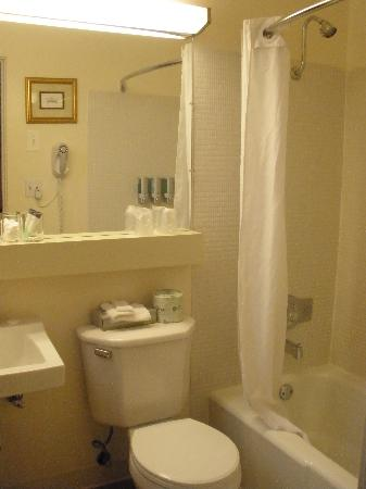 Mark Spencer Hotel: bathroom