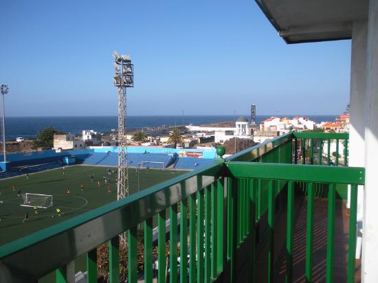 View from our oceanfront balcony to the right sol puerto playa hotel tenerife picture of sol - Hotel sol puerto playa tenerife ...