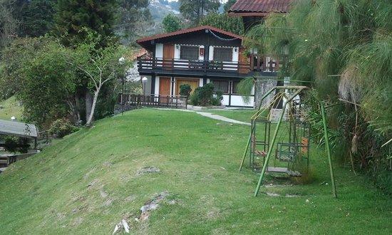 Hotel Bergland: Cabaña