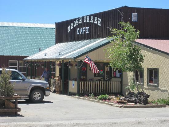 Moose Creek Cafe Walden Co