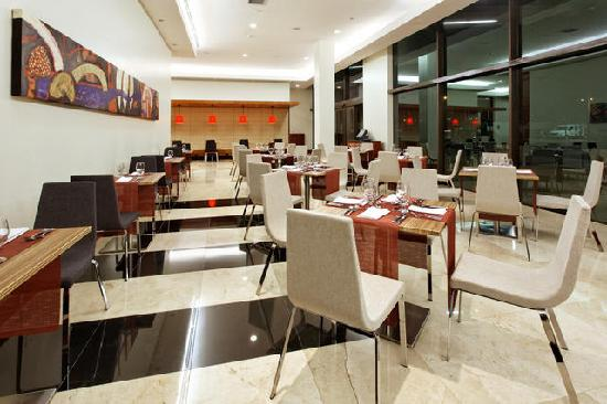 Holiday Inn San Jose-Escazu: RESTAURANTE FOGO