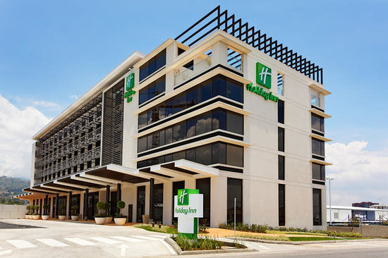 Holiday Inn San Jose-Escazu : FACHADA HOLIDAY INN ESCAZU