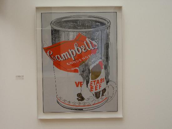 Museo de Arte: Andy Warhol