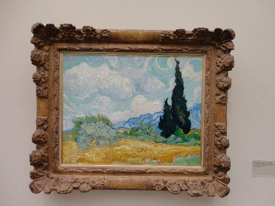 Kunsthaus Zurich: van Gogh