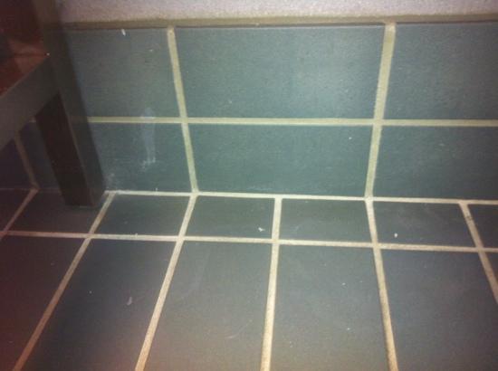 Aloft Arundel Mills: floor grime