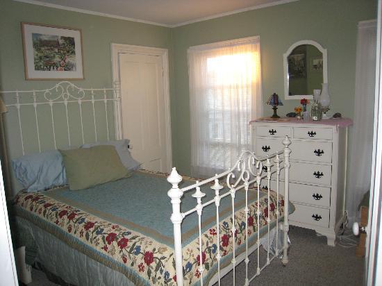 Penny's B & B: my room