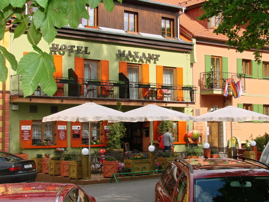 Photo of Hotel Maxant Frymburk
