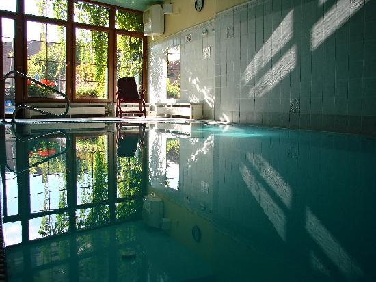 Frymburk, Czech Republic: Swimming pool
