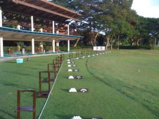 The Golf Academy Borneo: Driving Range