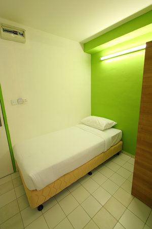 City Campus Lodge & Hotel : Twin Bed Room