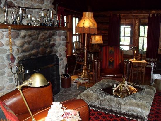 Spider Lake Lodge Bed & Breakfast Inn: Amazing Lodge