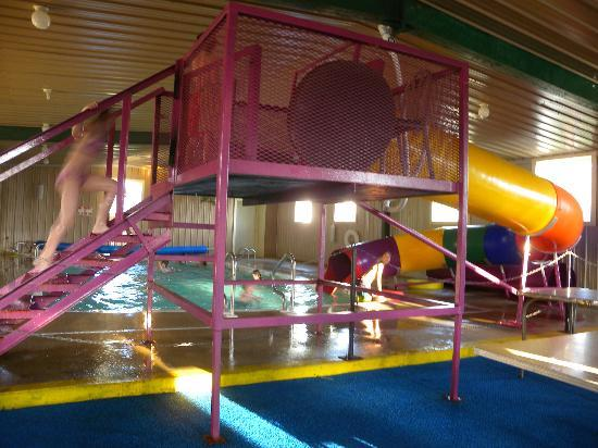 Little Shamrock Motel Great Pool With Slide