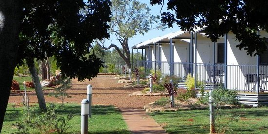 Tennant Creek, Australia: Front Cabins