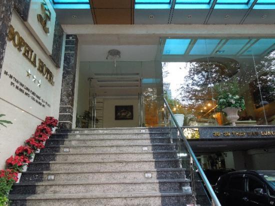 صوفيا هوتل: Sophia Hotel