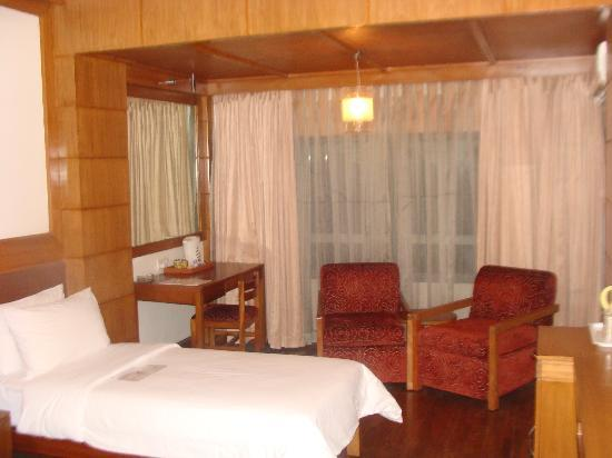 Phuntsholing, Bhutan: Room