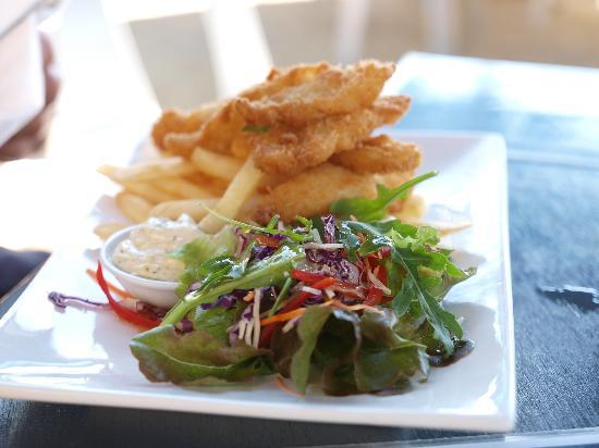 Whiting fillets picture of rivermark cafe port for Whiting fish fillet