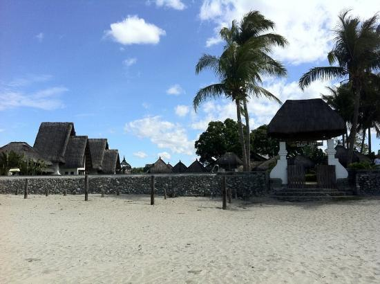 Playa Tropical Resort Hotel: view from the beach
