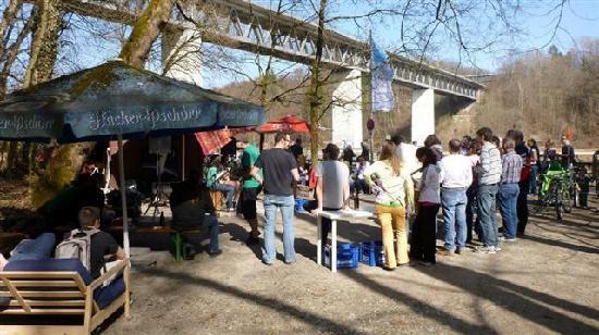 Pullach im Isartal, Deutschland: St. Patrick's Day 2012