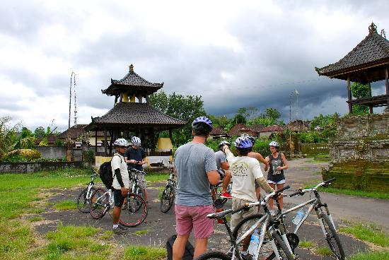 Temple Picture Of Bali Countryside Cycling Tour Ubud Tripadvisor