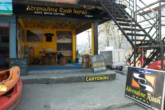 Adrenaline Rush Nepal - Day Tours