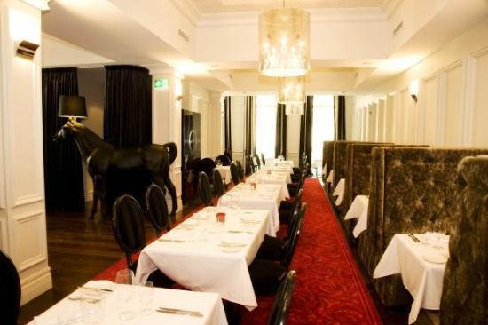 1907 Restaurant: The Restaurant