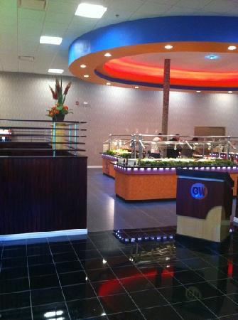 Brantford, Kanada: All you can eat buffet
