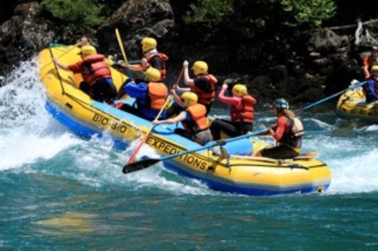 Futaleufu River Bio Bio Expeditions Camp: Rafting on the Fu!!