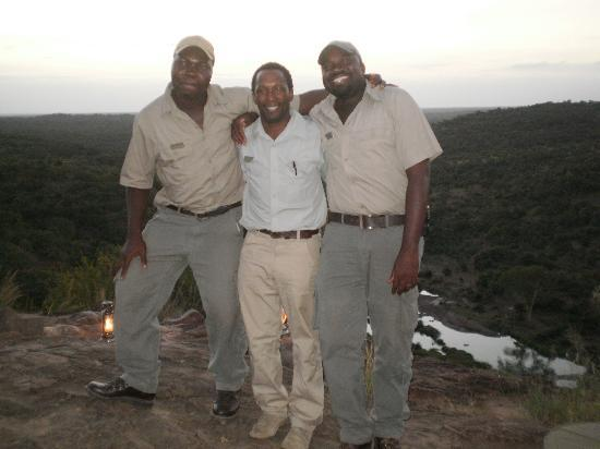 Singita Lebombo Lodge: The A team