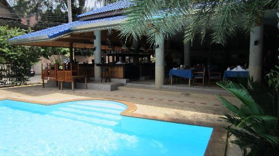 Blue Garden Resort & Spa : Pool