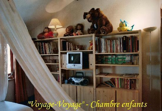 """La Musardière : Suite """"Voyage-Voyage"""""""