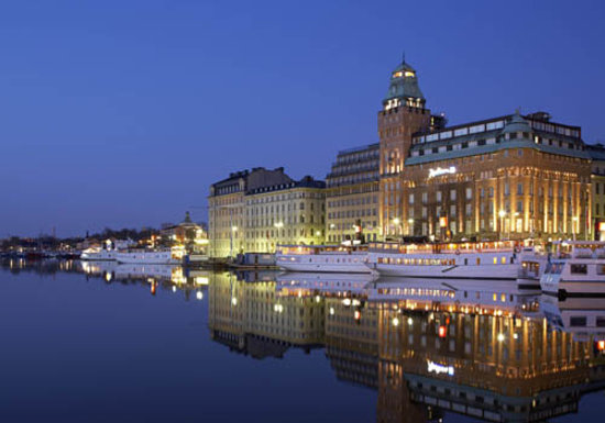 Radisson Blu Strand Hotel, Stockholm: Enjoy a good night's sleep