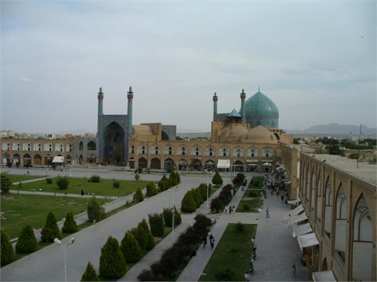 Naqshe Jahan Square(Shah Square): Imam Square