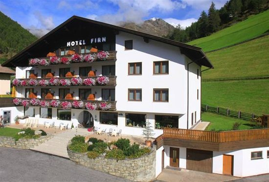 Madonna di Senales, إيطاليا: Hotel Firn