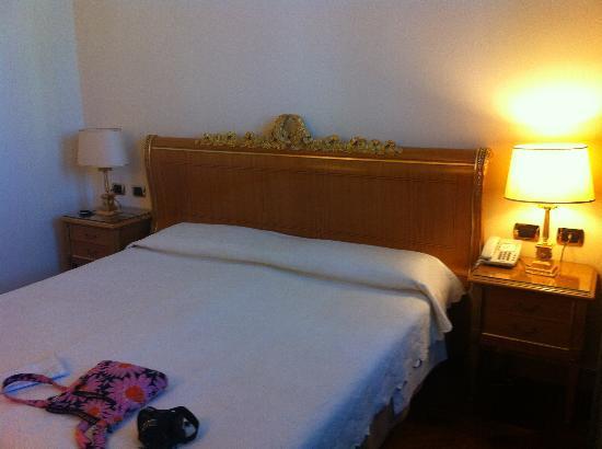 Marconi Hotel: Наш номер