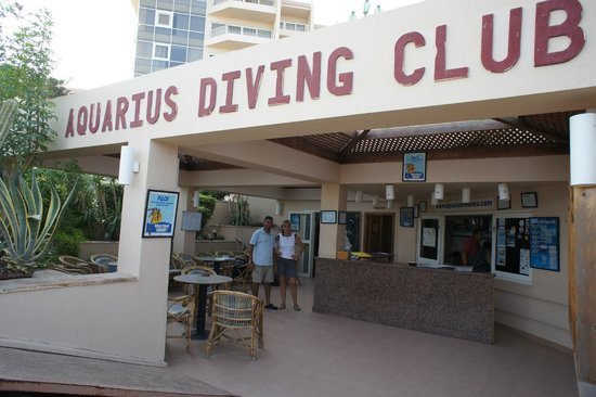 ‪Aquarius Diving Club‬