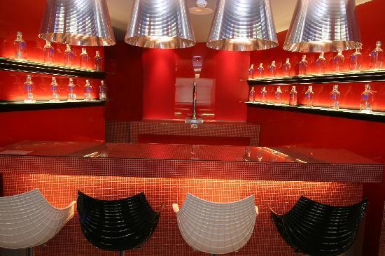Hotel Oasis Plaza : bar