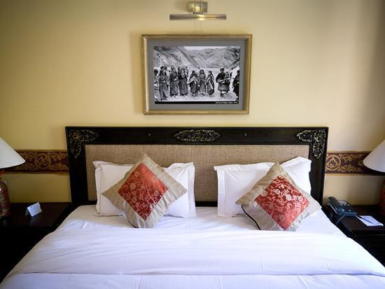 Hotel Tibet International: Zimmer